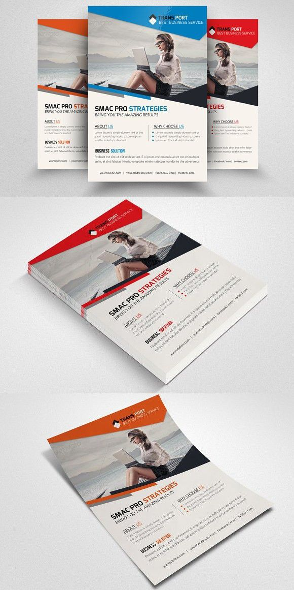 Life insurance Flyer Template. Flyer Templates