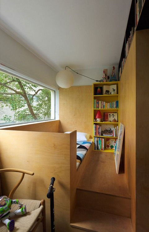 Child Room, Cozy Nooks, Book Nooks, Kids Room, Reading Nooks, Bedrooms, Anthony Gill, Potts Point, Small Spaces Solutions