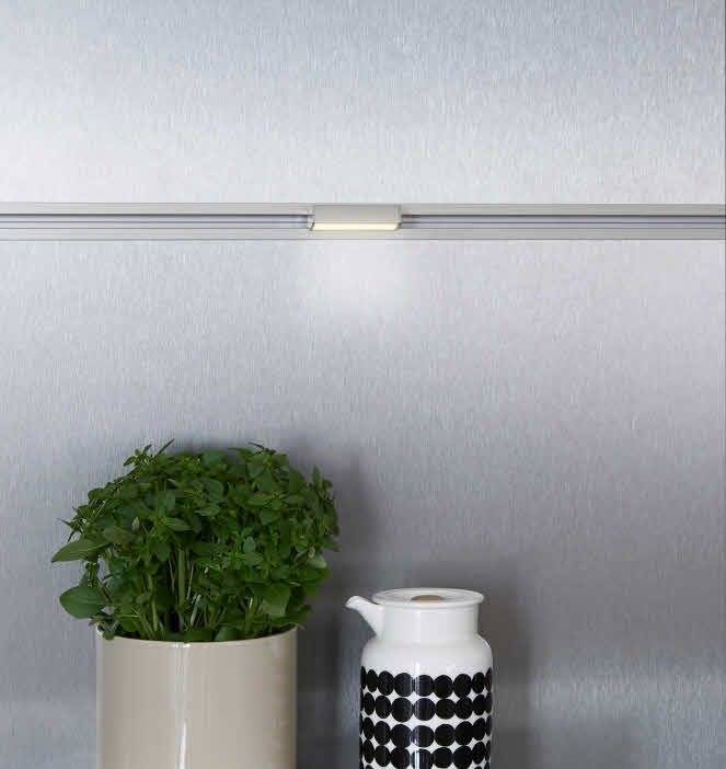 Das Funktionsrückwand System Von Ewe Ist Die Einfache Und Perfekte Lösung,  Um Individuelle Küchenträume Wahr Werden Zu Lassen.