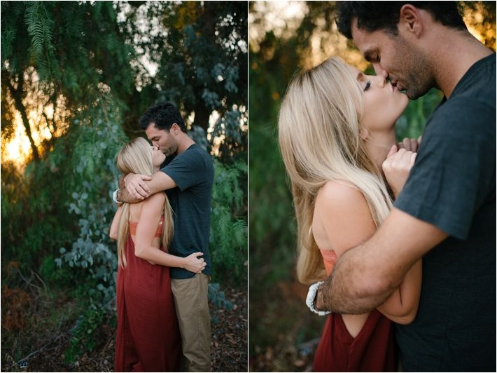 Southern California Bride: Sunset Love Shoot from Alyssa Michelle Photography