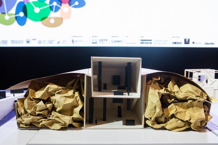 La presentazione dei risultati del LabLitArch, il 4 luglio all'ex Borsa Valori. Foto di Stefano Guastella #AIC2015 #sconfinamenti
