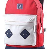 Tas Untuk Sekolah D 300 Bmw Merah Kombinasi Laptop