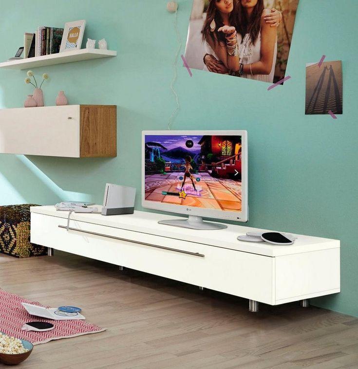 die besten 25 tv lowboard wei hochglanz ideen auf pinterest lowboard hochglanz wei tv. Black Bedroom Furniture Sets. Home Design Ideas