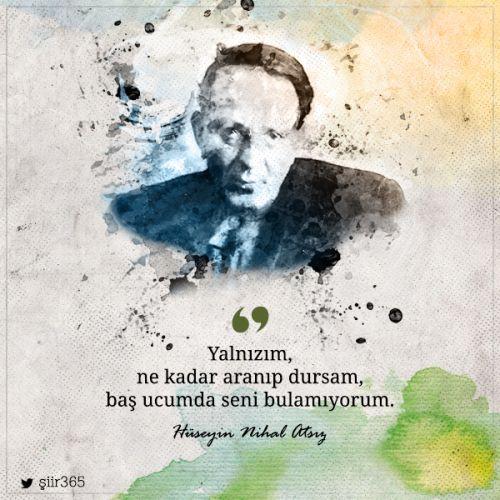 * Hüseyin Nihal Atsız