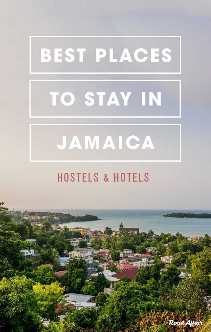 A comprehensive travel guide on the best cheap places to stay in Negril, Montego Bay, Port Antonio, Ocho Rios and other popular places in Jamaica.: