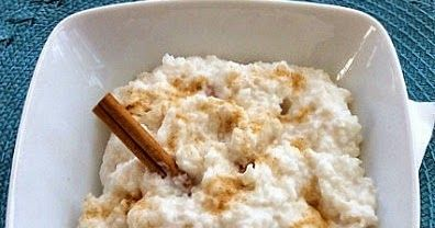 This easy and delicious simple rice pudding is made with all organic ingredients, loaded with coconut milk, vanilla, and cinnamon for such a...