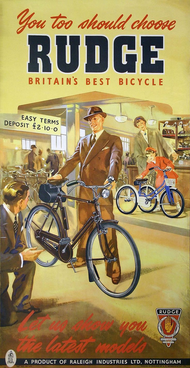 38 best Wall Art: Bicycle Vintage Prints images on Pinterest ...