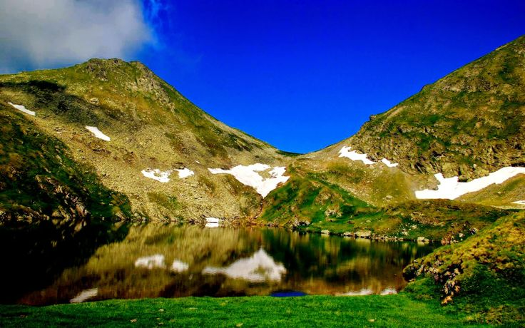 Muntii Fagarasului, Romania Wallpapers