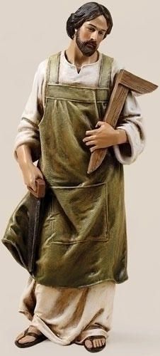 St Joseph the Carpenter statue