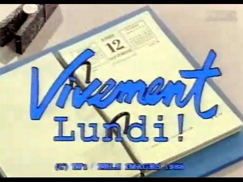 Vivement Lundi - YouTube