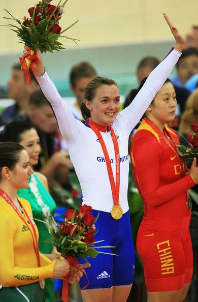 Victoria Pendleton - Womens Sprint - Cycling ~ Beijing 2008