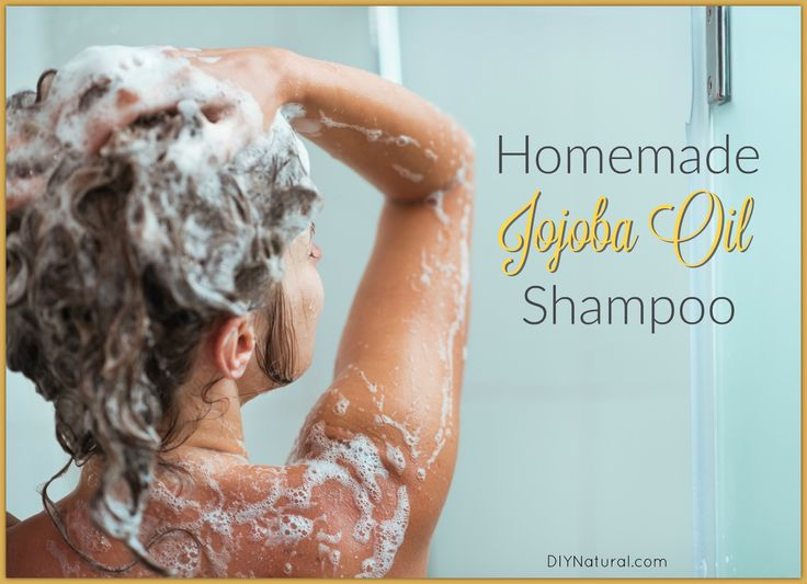 This homemade shampoo is made with Jojoba oil, which is excellent for dry hair and scalp, and really shines with eczema on the scalp. We love this recipe in our house!