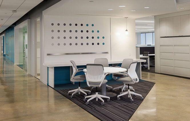 Zimmerman Advertising's new office in Fort Lauderdale, FL