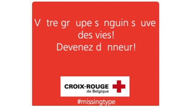 Appel aux dons de sang: la Croix-Rouge enlève les A, B et O
