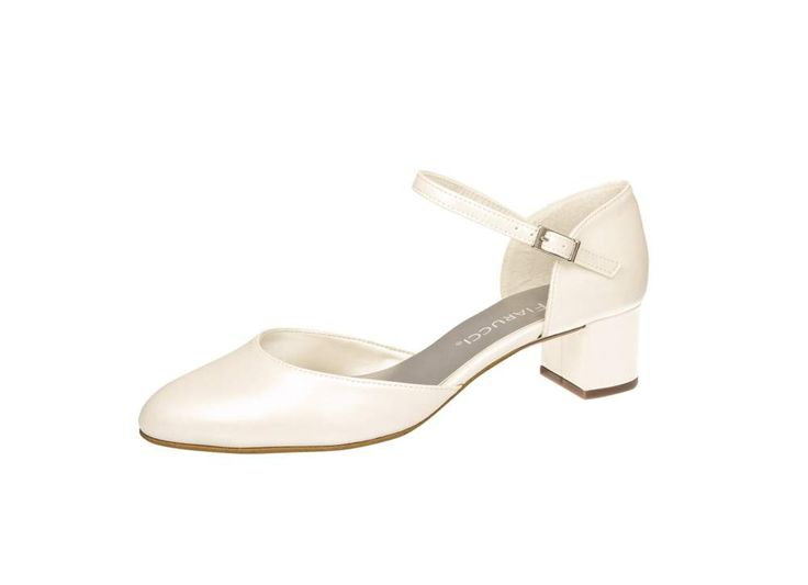 Bruidsschoen lage hak, Flat bridal shoes, Weddingshoes mid and low heel, luxury wedding shoes, Bruidsschoen met bandje, Online webshop levering NL & BE www.sayyestothedress.nl / www.syttd.com