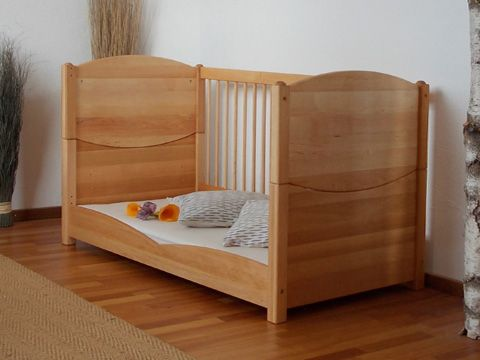 Good Kinderzimmer ALINA Babybett Kommode Schrank M belschmiede