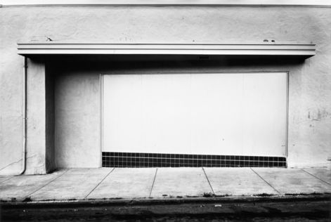 Lewis Baltz. Tract Houses.