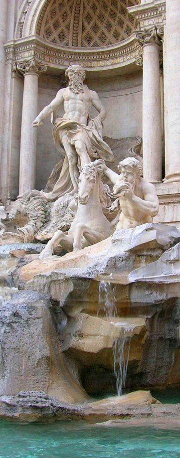 Rome Fontaine de Trevi photo Alain Hamon©