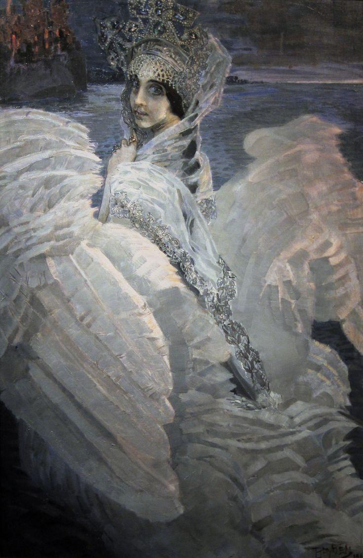 «Мистика в художественном творчестве М.А. Врубеля»