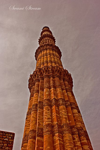 Such was the aura of Delhi Sultanate, still standing tall... Picture courtesy: http://www.flickr.com/photos/21063397@N00/3222487904/