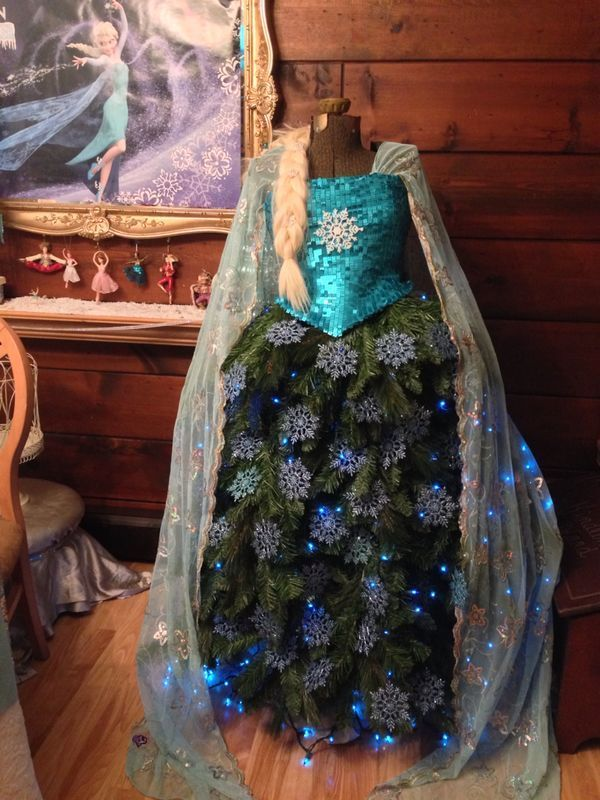 Christmas trees made from dress forms dress form christmas trees