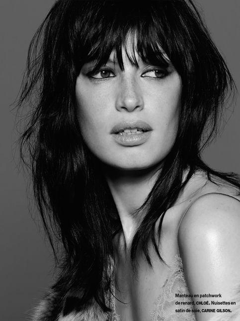numero paris  hair nicolas jurnjack - http://instagram.com/nicolasjurnjack   http://hairblog.nicolasjurnjack.com https://www.facebook.com/Hair.Nicolas.Jurnjack photo : anthony maule  make up : pep gay  : styling : samuel francois model :sabrina ioffreda