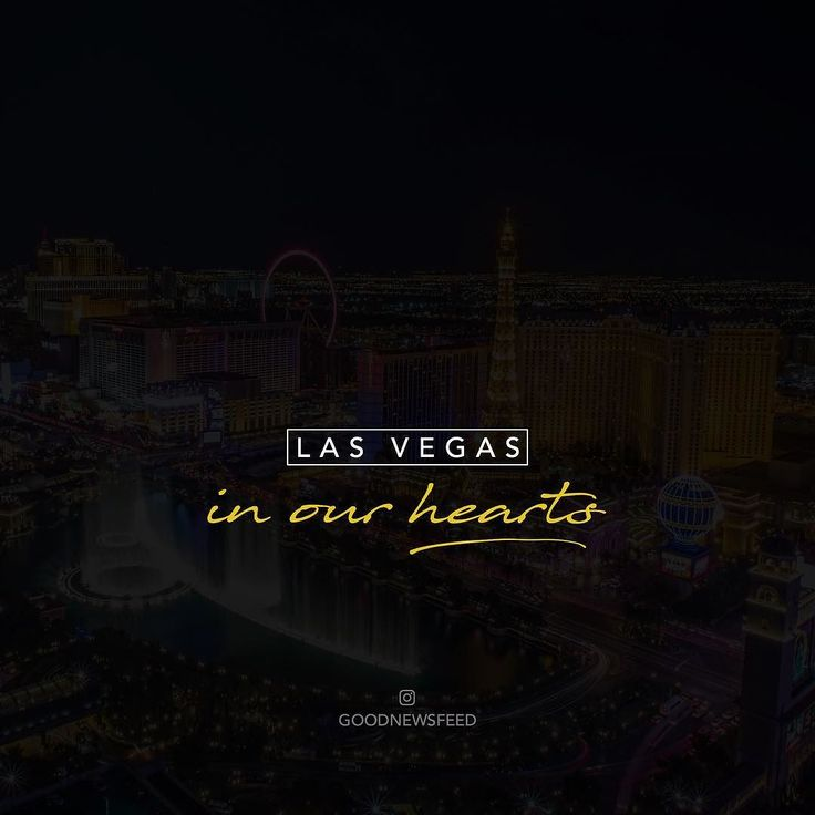Ive had a sad heart and sick stomach today over the shooting that occurred last night in Las Vegas. My feelings dont even come close to all the pain and suffering of the families whove lost loved ones and the victims that have been injured. Im asking that everyone who is reading this to take time tonight to pray for all those impacted by this evil act. Pray hard. Comment  below to let our brothers and sisters in Las Vegas know that we are praying for them.  And lets do our part to shine the…