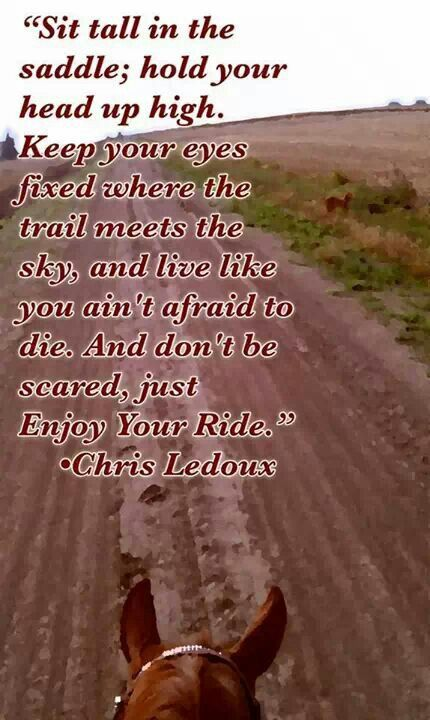 -Chris Ledoux