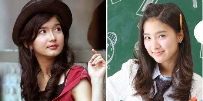 News | Showbiz | Lifestye | K-pop: 5 Selebritis Indonesia Yang Mirip Artis Korea Sela...