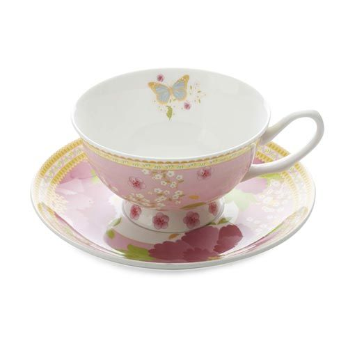 Maxwell & Williams Enchante Gabrielle Cup & Saucer 200ml - On Sale Now!