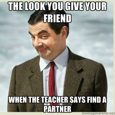 hahahaLaugh, Friends, The Face, So True, Funny Stuff, Humor, Mrbean, Mr. Beans, Mr Beans