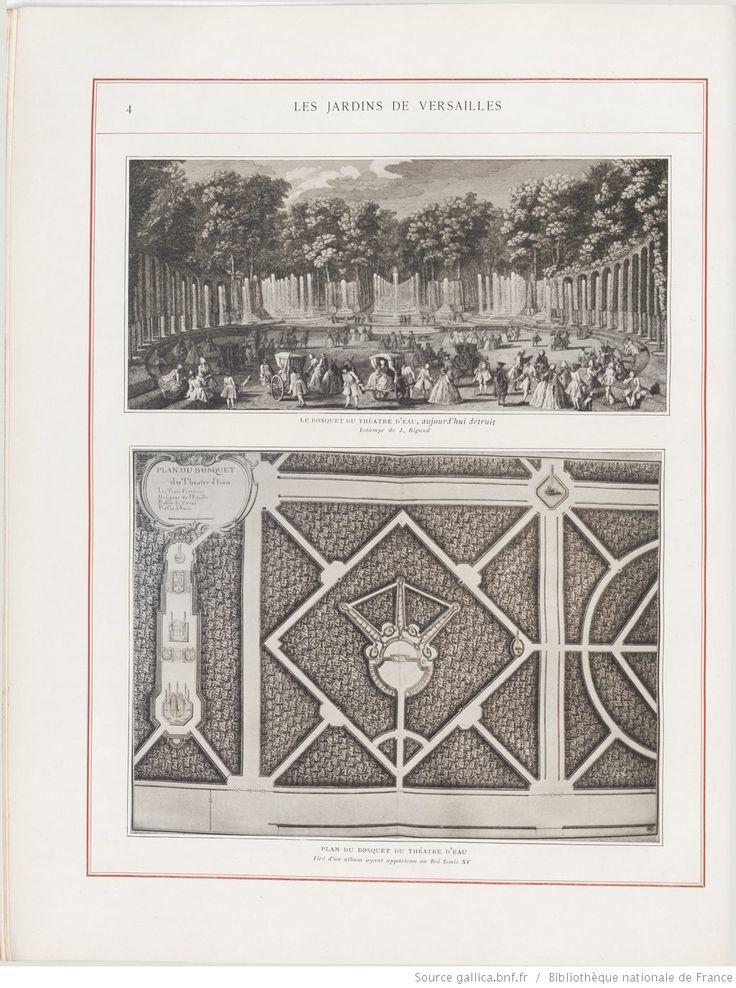 Les jardins de versailles par pierre de nolhac jardins - Le jardin de versailles histoire des arts ...