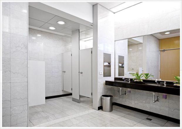 20 best lobby gardens images on pinterest entrees for Commercial bathroom lighting