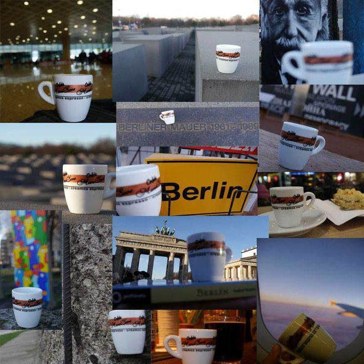 La taza viajera nos ha enviado todo un reportaje de su estancia en #Berlin, ciudad mundial, centro cultural y artístico.