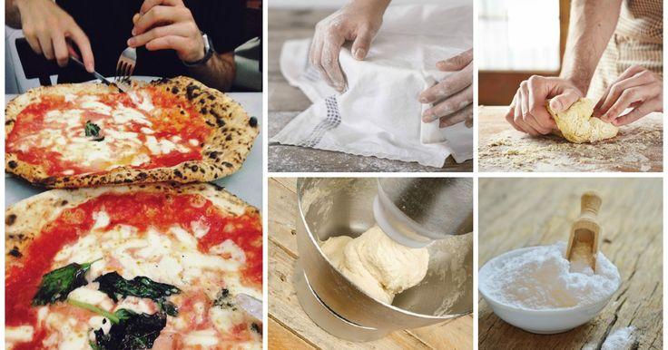 I 20 segreti per fare una pizza perfetta