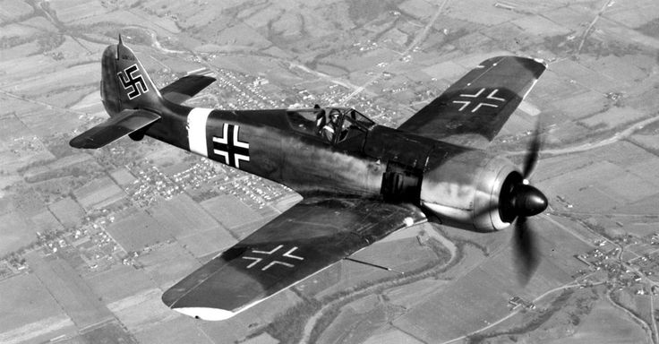 50 German WWII Focke-Wulf Fighter Planes May Be Buried In Turkey
