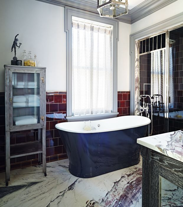 Tailor Your Bathroom With Handsome Fittings Natural Stone