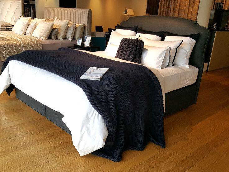Boxspringbett der Luxusklasse Vispring Marquess Superb 180 x 210 cm #Bett #Schlafen #Einrichtung #interieur #Schlafzimmer #zuhause