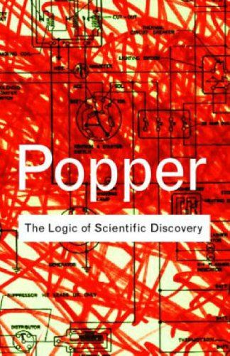 The Logic of Scientific Discovery (Routledge Classics) by Karl Popper http://www.amazon.co.uk/dp/0415278449/ref=cm_sw_r_pi_dp_fadSub1W6TZ9T
