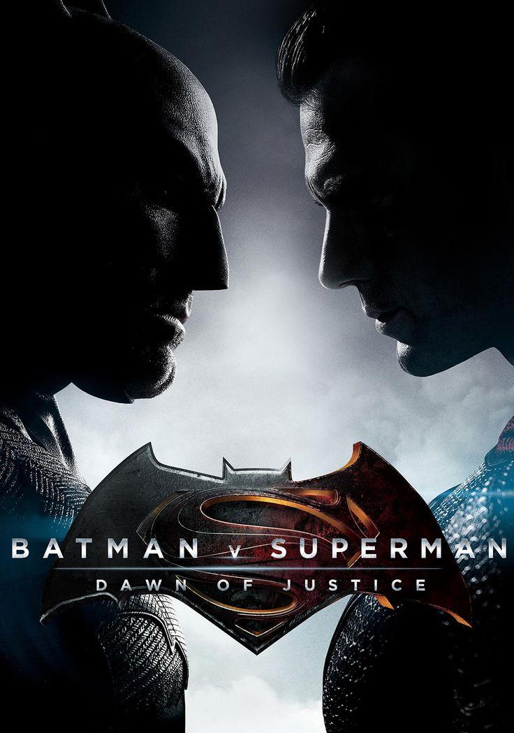 Batman v Superman: Dawn of Justice movie poster image