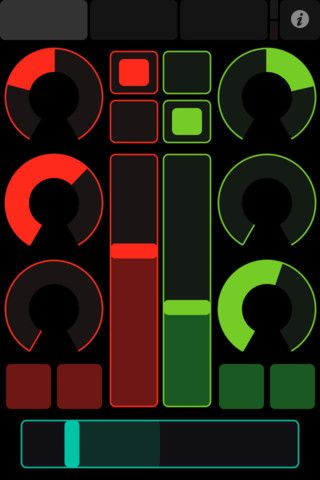 TouchOSC is a modular OSC and MIDI control surface for iPhone / iPod Touch / iPad.Music Application, User Interface, Interface Design, Touchosc V1 9 1, Android App, Touchosc Music, Ipad App