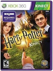 Harry Potter Kinect Xbox 360 Game Only $14.35!