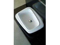 Disegno Ceramica Fluid: Umywalka/ Washbasin 70 cm.