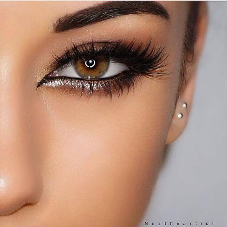 scarlett huda lashes are so gorgeous omg