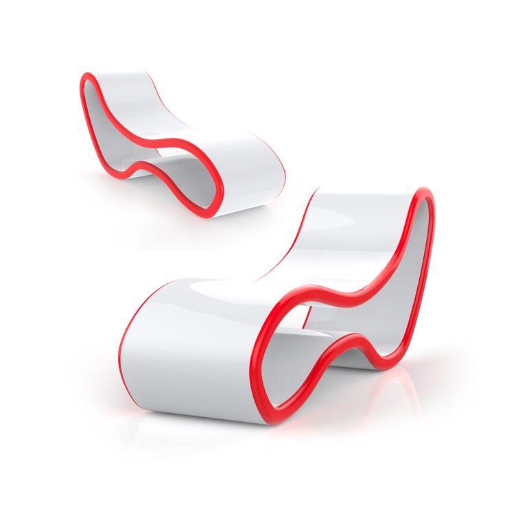 LORY è una chaise longue dal design contemporaneo e innovativo, caratterizzata da una forma dinamica capace di imporsi nello spazio con grande forma espressiva. Comoda e avvolgente, Lory è adatta ad arredare con disinvoltura ambienti interni e outdoor. Designer: Pagliaro e Saiano Design
