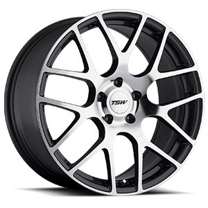 Wheel Configurator | TSW Alloy Wheels