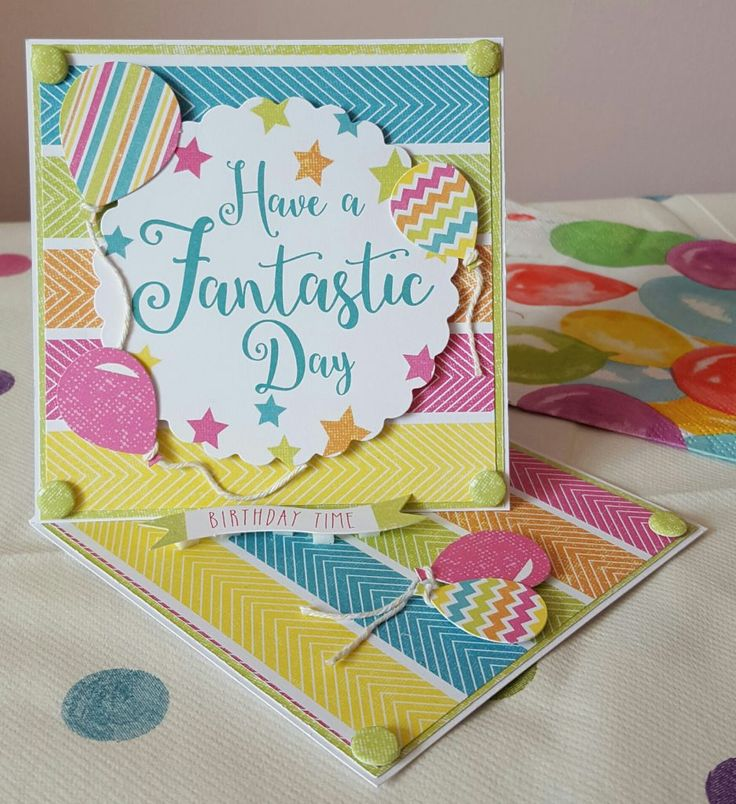 Craftwork Cards The Blog: A Twist on Easel Cards - Celebrations Collection