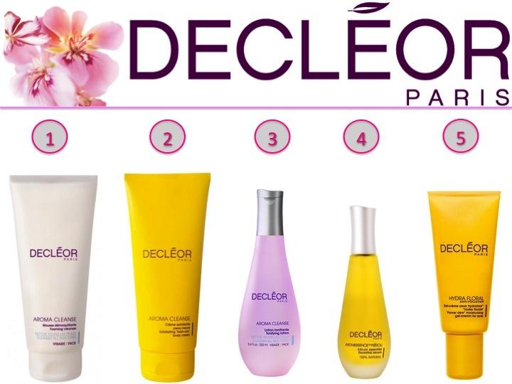 Beautylistas: Ritual Decléor