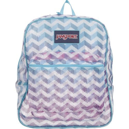 e5228f8426a JanSport® Mesh Pack Blue - Backpacks at Academy Sports | Products ...