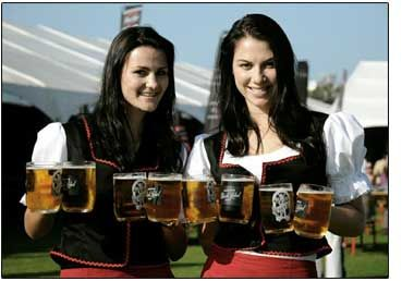Cape Town Festival of Beer in November, Cape Town, South Africa